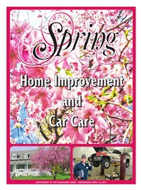 click to access our 2015 spring supplement