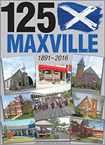 Maxville supplement