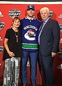 hockey draft