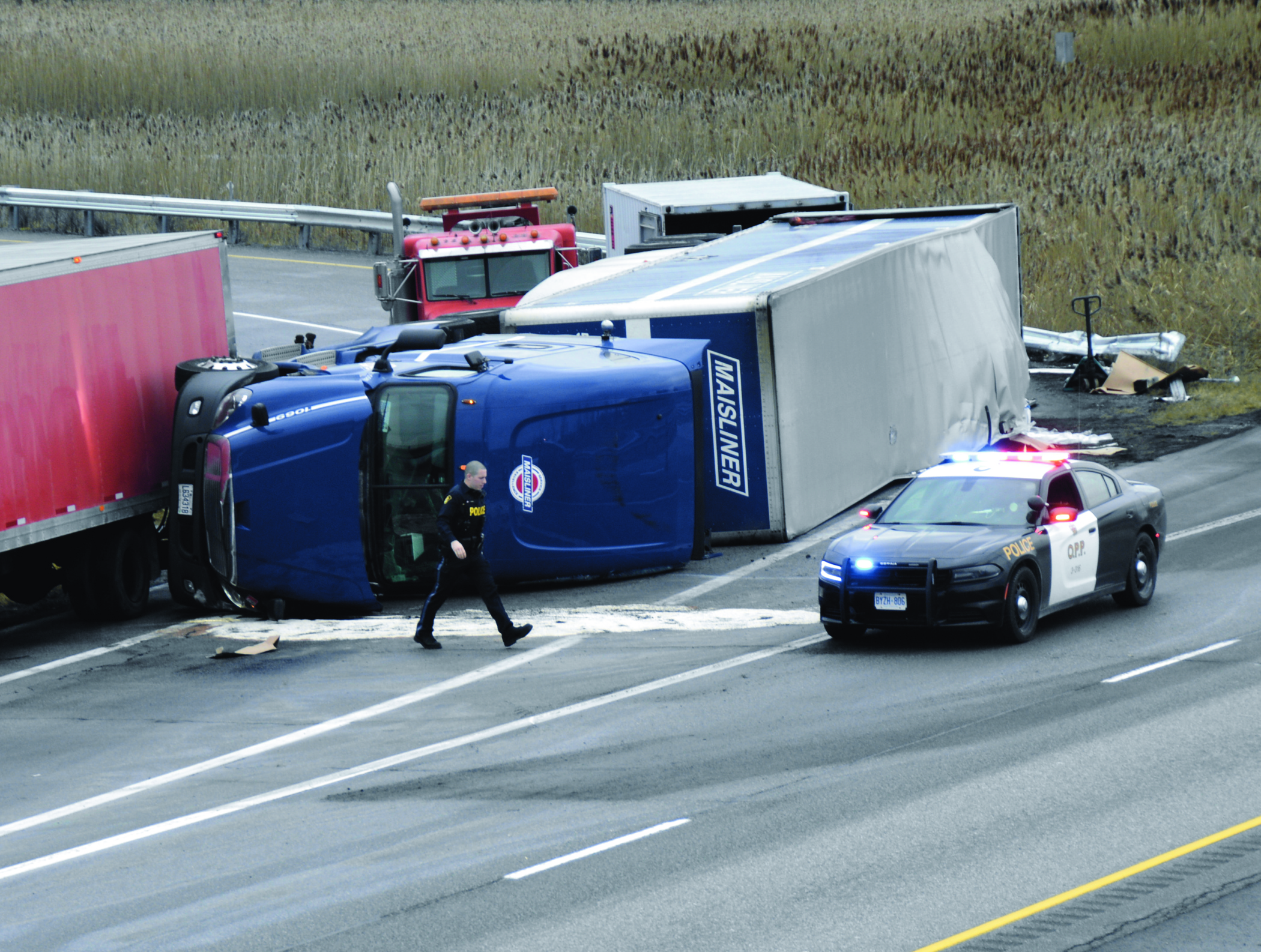 Rollover | The Glengarry News